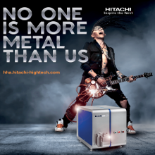 Новият OES анализатор OE750 от Hitachi High-Tech